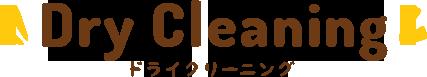 Dry Cleaning -ドライクリーニング-